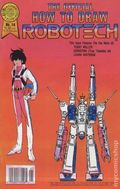 Official How to Draw Robotech (1987) 14