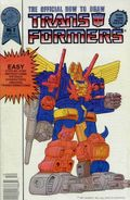Official How to Draw Transformers (1987) 2