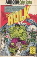 Aurora Comic Scenes Incredible Hulk (1974) 184