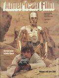 American Film (1977-1992 American Film Institute) Magazine Vol. 2 #6