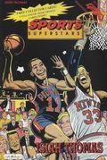 Sports Superstars Comics (1992) 10