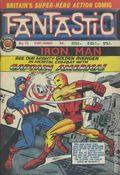 Fantastic (1967) Marvel UK 33