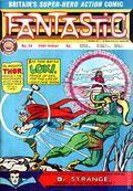 Fantastic (1967) Marvel UK 34
