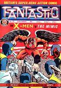 Fantastic (1967) Marvel UK 37