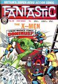 Fantastic (1967) Marvel UK 40