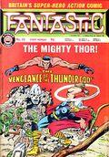 Fantastic (1967) Marvel UK 43