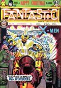 Fantastic (1967) Marvel UK 46