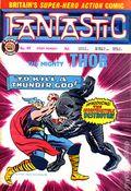 Fantastic (1967) Marvel UK 49