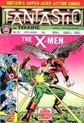 Fantastic (1967) Marvel UK 55