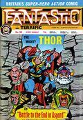 Fantastic (1967) Marvel UK 58