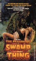 Return of Swamp Thing PB (1989 Jove Books Novel) 1-1ST