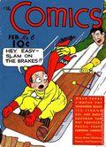 Comics, The (1937-1939 Dell) 6