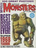 Famous Monsters of Filmland Yearbook/Fearbook (1962) 1968