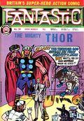 Fantastic (1967) Marvel UK 39