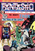 Fantastic (1967) Marvel UK 45