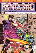Fantastic (1967) Marvel UK 57