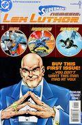 Superman's Nemesis Lex Luthor (1999) 1