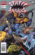 Street Sharks (01/1996 1st Series) 3