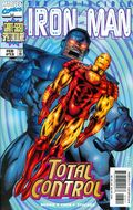 Iron Man (1998 3rd Series) 13