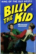 Billy the Kid Adventure Magazine (1950) 1