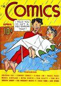 Comics, The (1937-1939 Dell) 2
