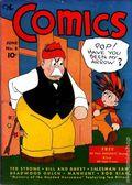 Comics, The (1937) 8