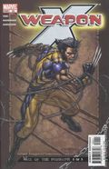 Weapon X (2002 2nd Series) 25