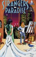 Strangers in Paradise (1994 Abstract) 1-3RD