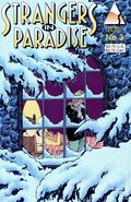 Strangers in Paradise (1994 Abstract) 3-3RD