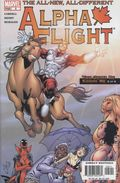 Alpha Flight (2004 3rd Series) 5