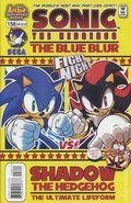 Sonic the Hedgehog (1993 Archie) 158