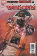 Weapon X (2002 2nd Series) 3