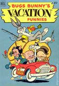 Dell Giant Bugs Bunny's Vacation Funnies (1951) 1