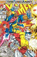 Uncanny X-Men (1963 1st Series) 292