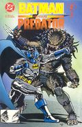 Batman vs. Predator (1991 1st Series) 3N