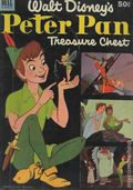 Dell Giant Peter Pan Treasure Chest (1953) 1