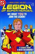 Legion of Super-Heroes (1984 3rd Series) 17