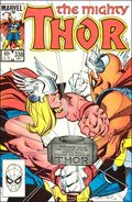 Thor (1962-1996 1st Series Journey Into Mystery) 338