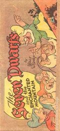 Seven Dwarfs and the Enchanted Mountain Mini Comic (1947) 1