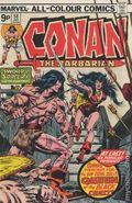 Conan the Barbarian (1970) UK Edition 58