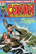 Conan the Barbarian (1970) UK Edition 39