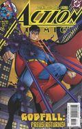 Action Comics (1938 DC) 821