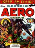 Captain Aero Comics (1941) Vol. 1 #1