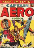 Captain Aero Comics Vol. 1 (1941) 4