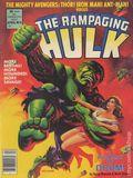 Rampaging Hulk (1977 Magazine) 8