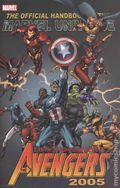 Official Handbook of the Marvel Universe Avengers (2004-2005) 2005
