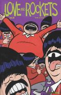 Love and Rockets (2001-2007 2nd Series) Comic-Sized 6