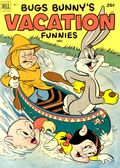 Dell Giant Bugs Bunny's Vacation Funnies (1951-1959 Dell) 2