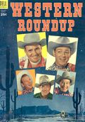 Dell Giant Western Roundup (1952) 5