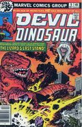 Devil Dinosaur (1978) 9